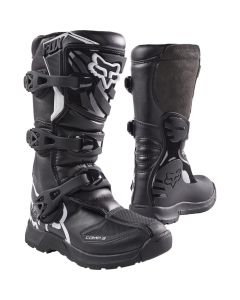 FOX 2020 COMP 3Y-BLK    - Motorcycle Boots