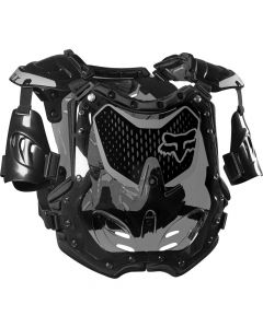 FOX 2020 WMN R3, S/M -BLK/GRY   - Motorcycle Protection