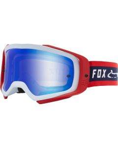 FOX 2020 AIRSPACE SIMP- SPARK -NVY/RD   - Motorcycle Goggles