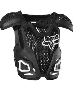 FOX 2020 YTH R3 -BLK   - Motorcycle Protection