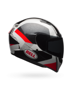 (CLEARANCE) BELL QUALIFIER ECE DLX MIPS ACCEL R - RED/BLACK (SC)