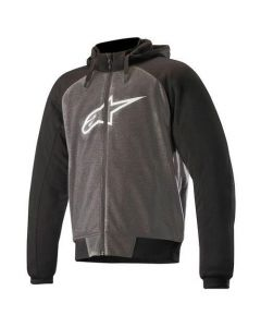 Alpinestars CHROME SPORTS HOODY - Anthracite Black White