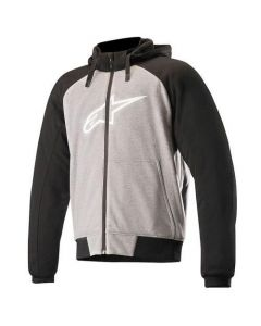Alpinestars CHROME SPORTS HOODY - Melange Grey Black