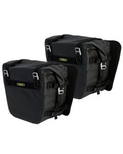 Nelson-Rigg SADDLEBAGS SE-3050-BLK Black