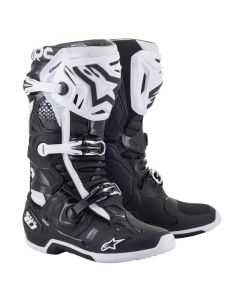 ALPINESTARS TECH 10 - Black/White