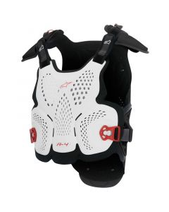 ALPINESTARS 2018 MX A-4 CHEST PROTECTOR ROOST GUARD