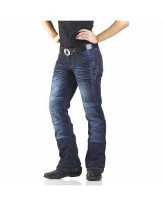 (CLEARANCE) Draggin Drayko Drift Women's Jeans - Dark Blue
