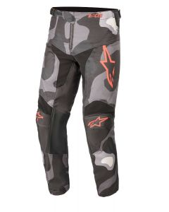 ALPINESTARS 2021 YOUTH RACER TACTICAL PANT - Camo Red