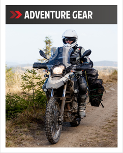 Motorcycle adventure Gear