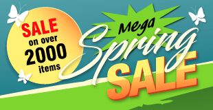 See all the spring sale items